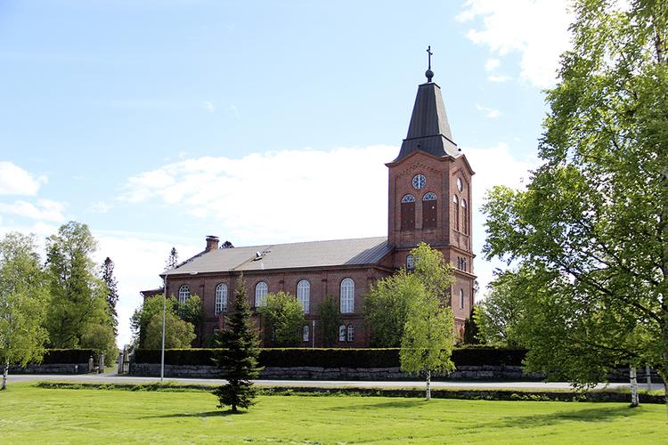 Kalajoen kirkko