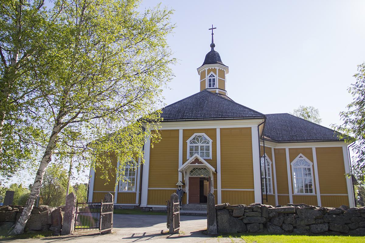 Himangan kirkko