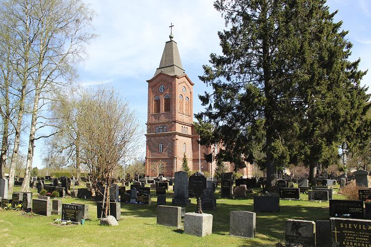 Kalajoen kirkkomaa