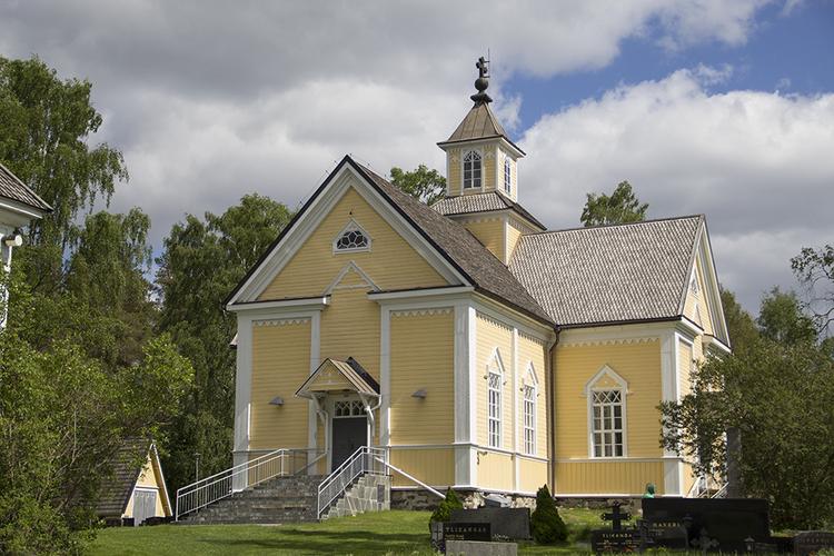 Raution kirkko